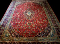 1519-22 a Large Authentic Old Persian Mashad