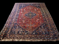 1562-5 a Large Authentic Old Persian Shiraz