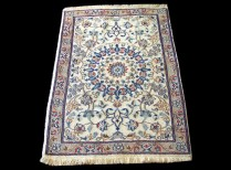 1690-3 a Small Authentic Persian Nain